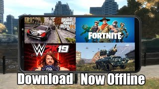 WWE 2K17, GTA VI, Fortnite Offline Xbox Emulator Download Now