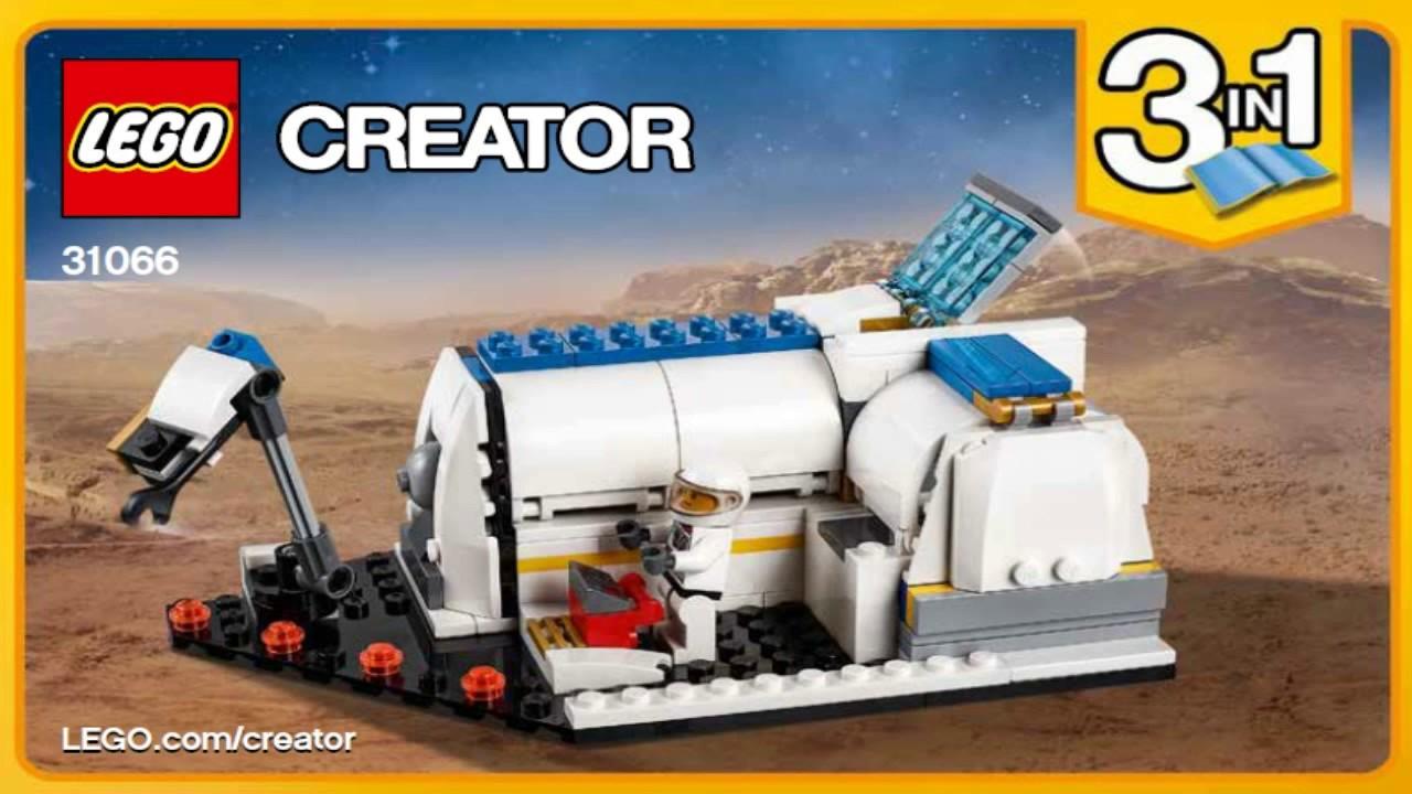 Лего Креатор 2017 Новинки Первой волны Обзор LEGO Creator 2017 .