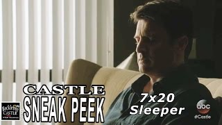 "Castle 7x20 Sneak Peek # 1 ""Sleeper"" (HQ) Castle Burke Chuck Norris Season 7 Episode 20 Sneak 