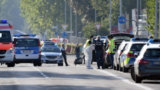 At least 1 killed in shooting at German disco