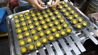 fried quail eggs 메추리알 튀김 / taiwanese street food