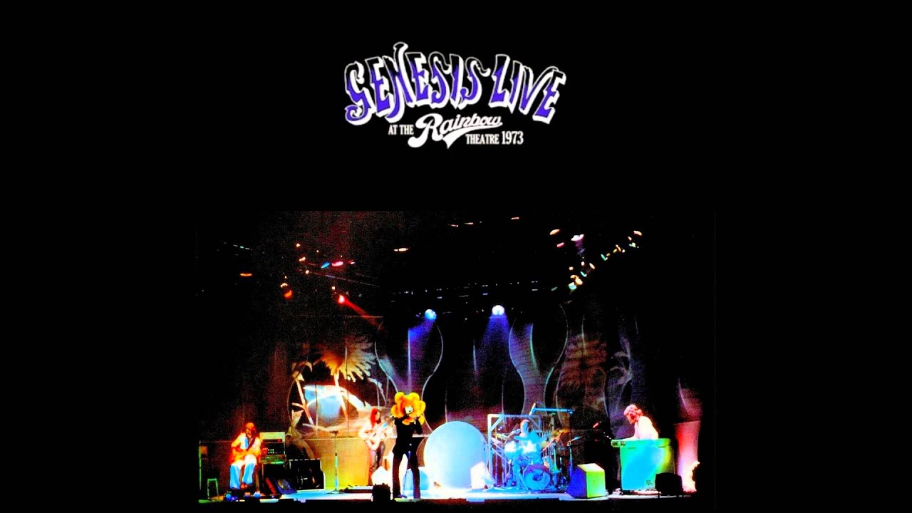 Genesis - Live at the Rainbow 1973 (2009 Remaster DVD)
