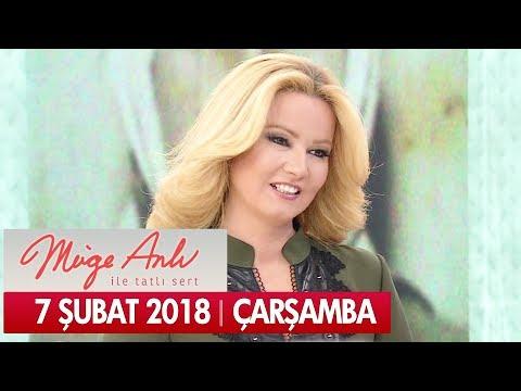 Müge Anlı ile Tatlı Sert 7 Şubat 2018