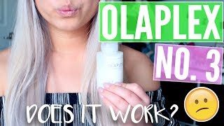 THE TRUTH ABOUT OLAPLEX NO. 3 | Alex Jayne