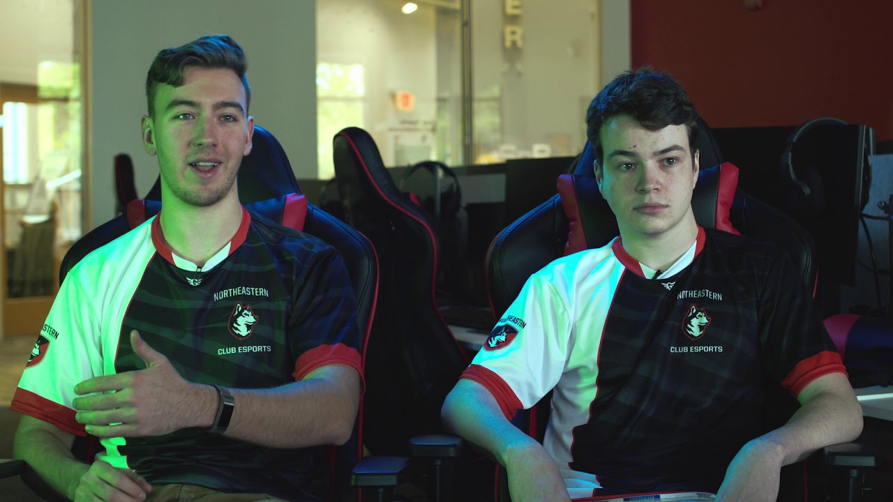 Northeastern Esports Team Finds Success at Club Sport Level