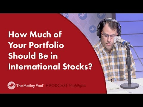 International Stocks: Should You Have Foreign Exposure in Your Portfolio?