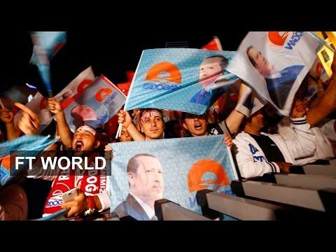 Erdogan elected president of Turkey