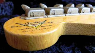 Fender Custom Shop Limited Edition 1964 Stratocaster - Redbone Guitar Boutique, San Antonio, TX