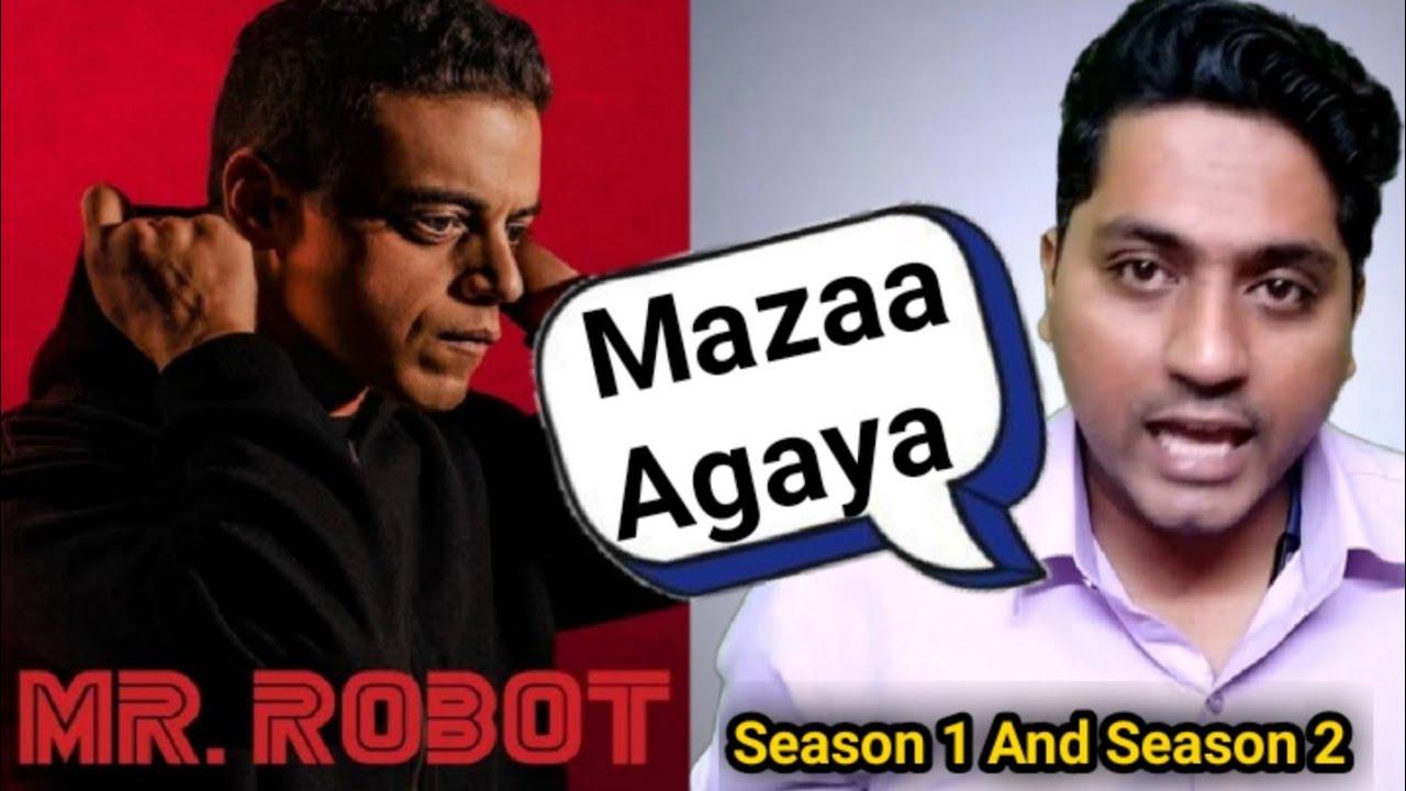 Download Mr.Robot Web Series Review in hindi | kyu ye series logo ko itna pasand hai ? What is Hacking ?