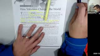 Publication Date: 2020-12-05 | Video Title: HOW TELEVISION CHANGED THE WOR