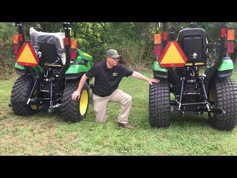 Tractor Tires: Radial vs. Bias