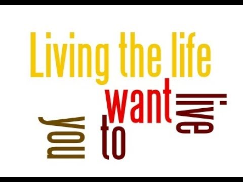 Alan Watts -Are you Living The Life you want(chill-step incl.)