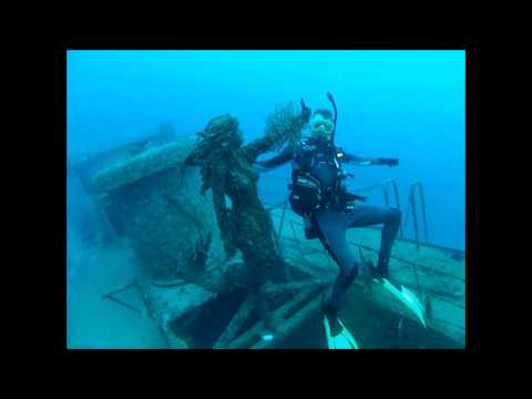 ADI Dives | Okinawa Wreck Diving at Pompano Beach, Florida