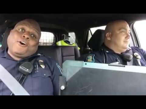 Police Car karaoke