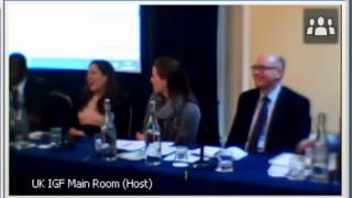 UK Internet Governance Forum 2014 -  Cyber Security