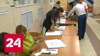 Выборы в Хакасии: понадобится второй тур - Россия 24