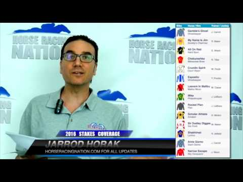 Queen's Plate 2016: How to Handicap video analysis featuring Amis Gizmo & Gamble's Ghost