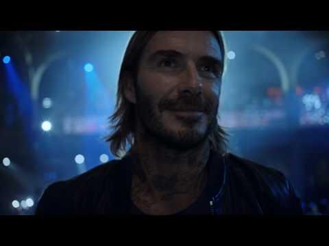 David Beckham x Haig Club #LeaveAsYouArrived