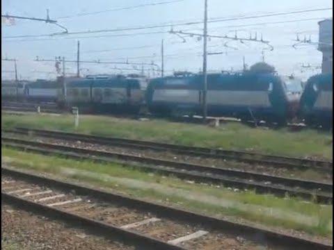 Treni deposito locomotive verona porta nuova hd - Partenze treni verona porta nuova ...