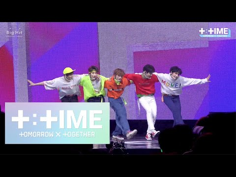 [T:TIME] 'Blue Orangeade' Stage @Debut Showcase - TXT (투모로우바이투게더)