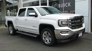 2018 GMC Sierra 1500 SLT Lynnwood  Everett  Seattle  Kirkland  Burlington