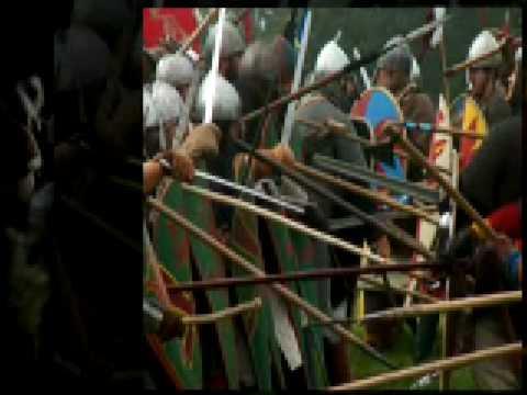 Bataille de Hastings réédiction Battle of Hastings 1066 re ...