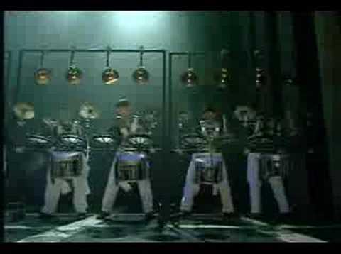 blast drum line