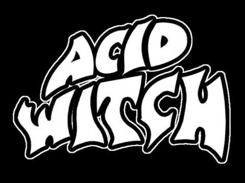 Acid Witch - The Black Witch