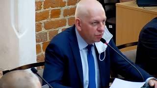 XX sesja Rady Miasta Działdowo (10.07.2020 r.)