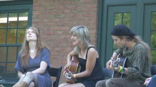 Deportee - Live Video with Moira Smiley and Voco, Anais Mitchell and Guy Mendilow