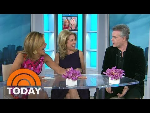 Ray Liotta's Manly Aroma Has KLG And Hoda Wishing For SmellOVision  TODAY