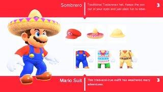 Super Mario Odyssey - Walkthrough Gameplay!!! E3 DEMO E3 2017