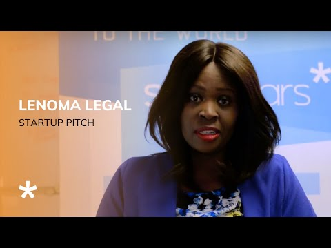 Seedstars World South Africa: Lenoma Legal
