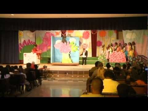 Seussical Jr. Performance 1 2012