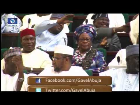 The Gavel: Reps Continue Deliberation On $1bn Arms Procurement Loan Request Par 1