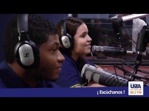 ¡Escucha Radio USTA 96.2 FM! La emisora de Universidad Santo Tomás Bucaramanga