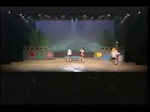 Sera Myu: Private Mystery Circle ~ 2002 Winter - Black Lady Revised Edition Performance