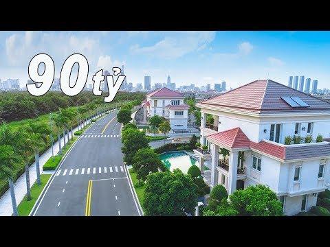 Khám phá biêt thự Saroma Villa Sala Đại Quang Minh Quận 2