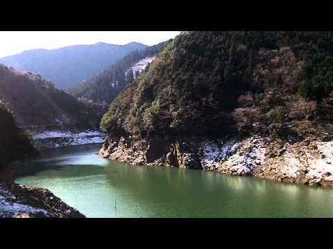 奈良県五條市 猿谷ダムその2