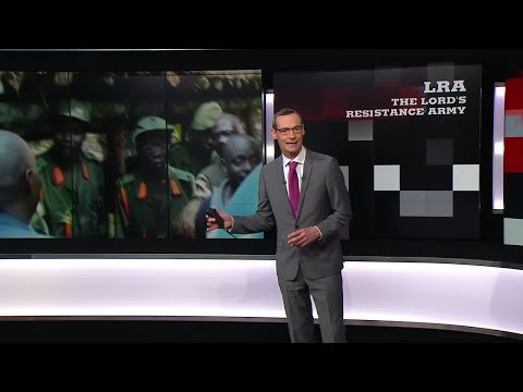 Video: Ugandan city still scarred by Lord's Resistance Army atrocities