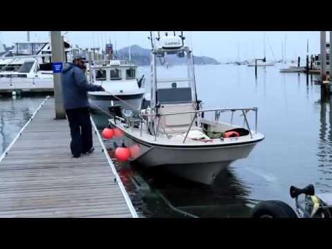 Work Stress Relief - Golden Gate Salmon Fishing