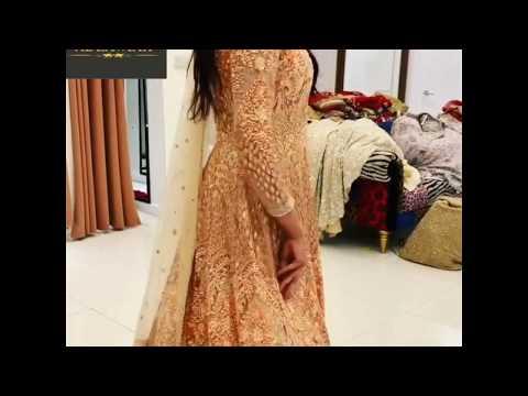 Alzawiah Designer Pakistani Gowns|Wedding Lehenga| Sharrara Suit|Indian Lehenaga Choli|Abaya Suit