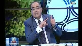 أبو المعاطي زكي يكشف حقيقة  إعتزال احمد فتحي  كرة القدم بعد الهزيمة  أمام الترجي