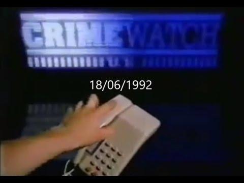 Crimewatch U.K - June 1992 (18.06.92)