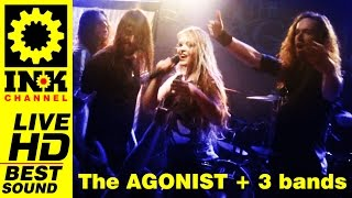 The AGONIST - Full Concert 2015 - Thessaloniki Greece