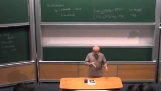 Pierre Cartier   Les mathématiques de Grothendieck un survol   YouTube clip32