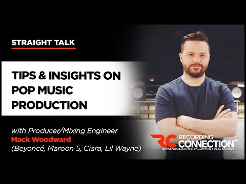 Tips & Insights on Pop Music Production from a Pro