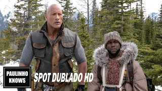 Jumanji: Próxima Fase (Jumanji: The Next Level, 2020) | Brutal | Spot Dublado HD