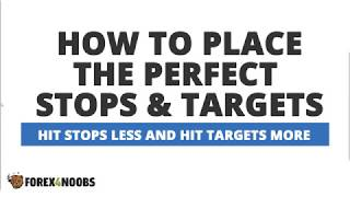 How to Place Perfect Stops & Targets Live Training Session