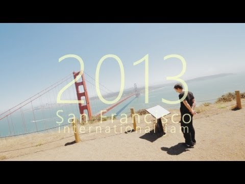 2013 San Francisco International Parkour Jam